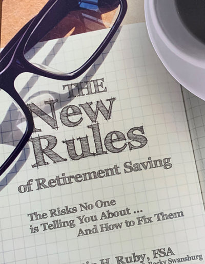 Free book offer designed to help you fix risks faced in retirement
